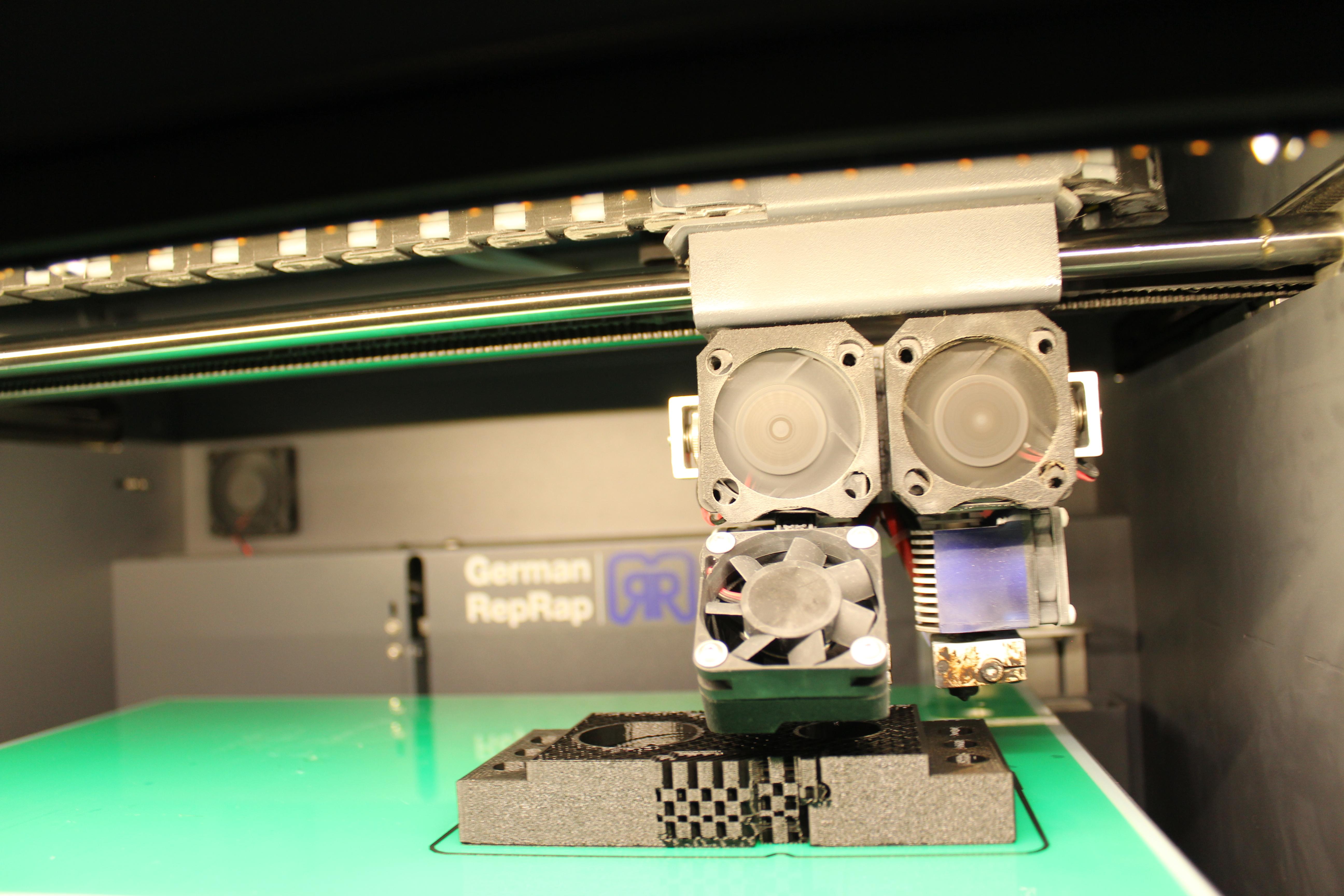 Schneller und flexibler Dank 3D-Druck