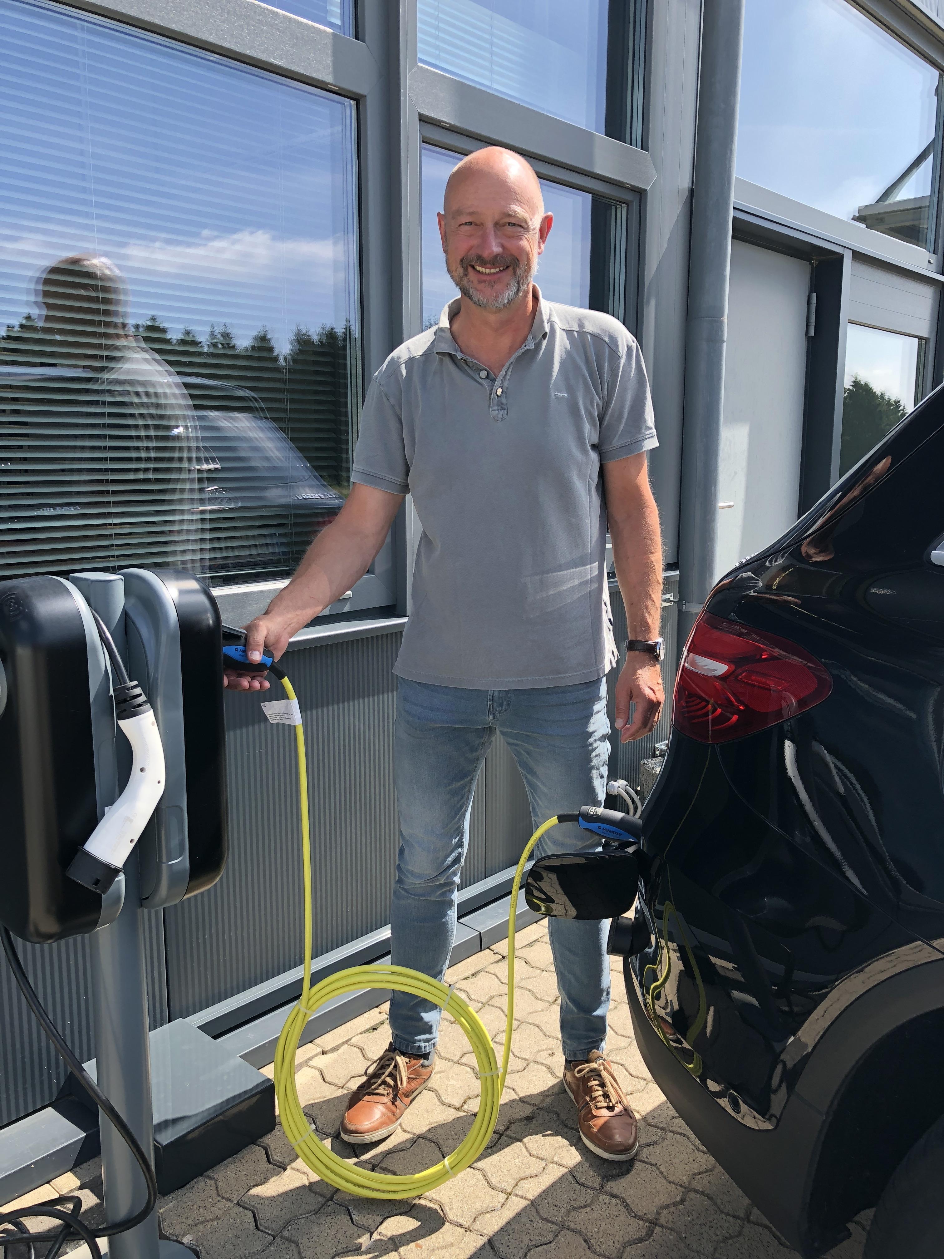 JAM-Automation unterstützt die Elektromobilität