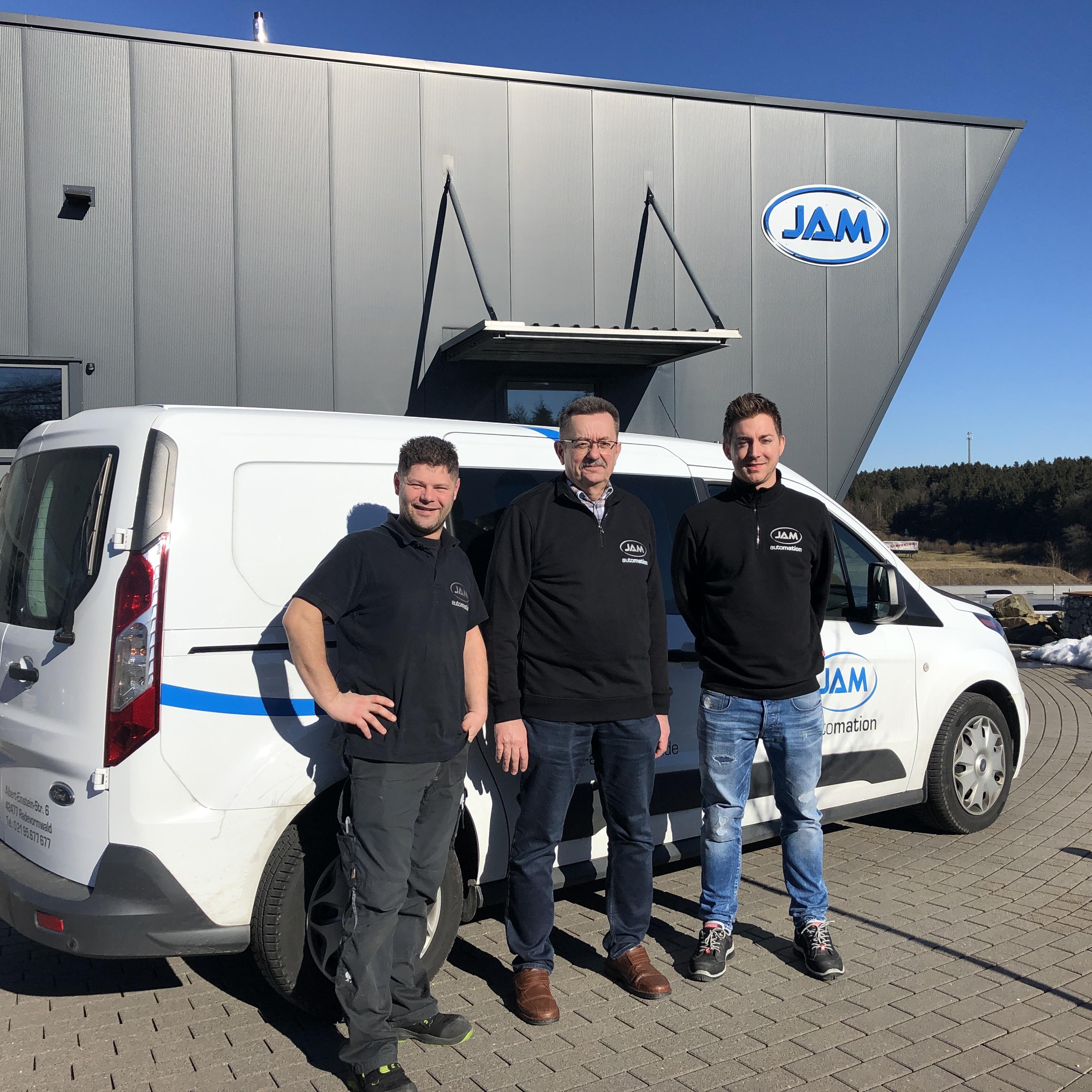 JAM – Team hat Verstärkung bekommen
