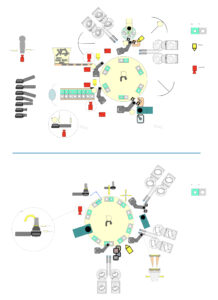 Skizze / erstes Konzept